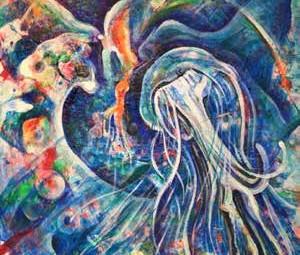 Antonius Roberts. Jellyfish, 2004.